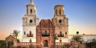In celebration of the Year of Mercy, St James will be traveling on a pilgrimage to San Xavier del Bac Mission in Tucson.  The bus will leave St James at 9:00 am on Monday, November 7.  Please join Fr Ben, Fr Felix and fellow parishioners on this day.  Call the Parish Office to sign up for a space on the bus and for more information.  Cost is $25.00.  Tour of the Mission, prayer and meditation will fill the day.