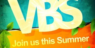 St. James Roman Catholic Parish will have his Vacation Bible School on June 10. 9:00 am to Noon Pre K-K