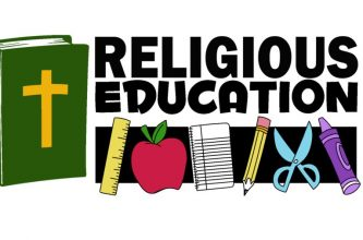 Last call for Religious Education Class registration. Please stop by the office to complete registration forms for the 2018-2019 classes.  Classes start with Family Night on Wednesday August 22nd at 6:00pm. All registered RE students must attend with their families. Parents are also reminded to turn in all required paperwork prior to the start of classes.