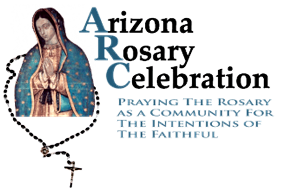 Arizona Rosary Celebration grapich